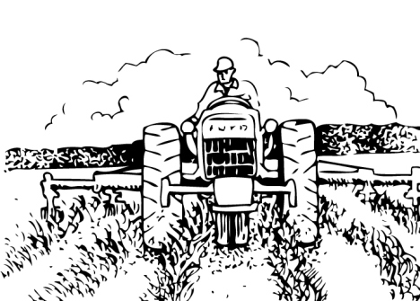 Agriculture clipart black and white. Station