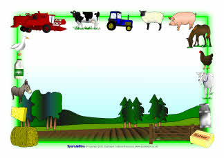 Agriculture clipart border. Free farm cliparts download