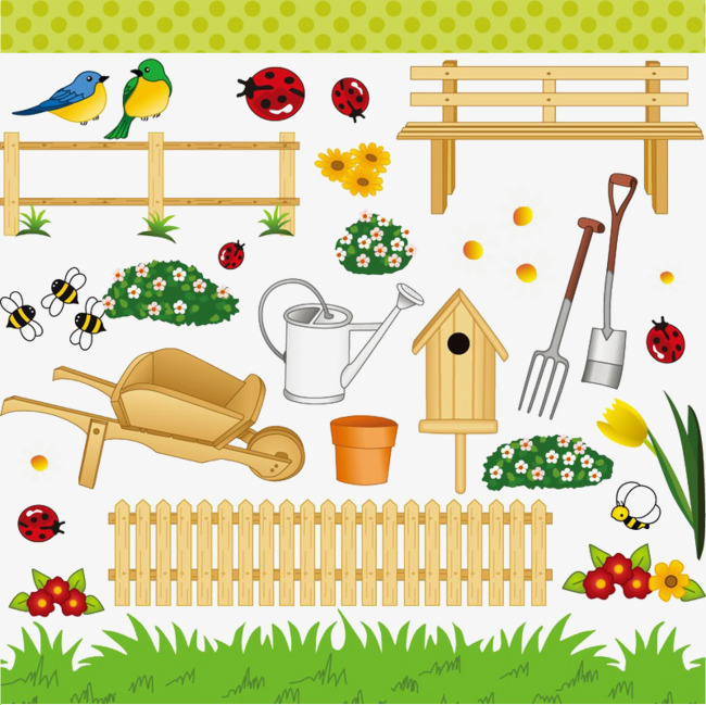 Agricultural mouse shaped design. Agriculture clipart cartoon