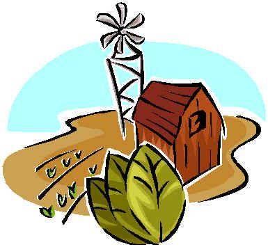 agriculture clipart cartoon