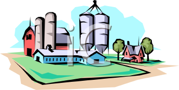 Farming . Agriculture clipart commercial agriculture