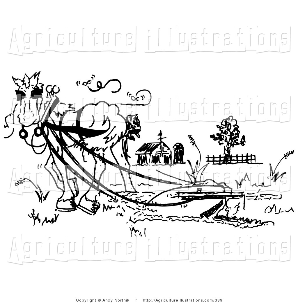 agriculture clipart drawing