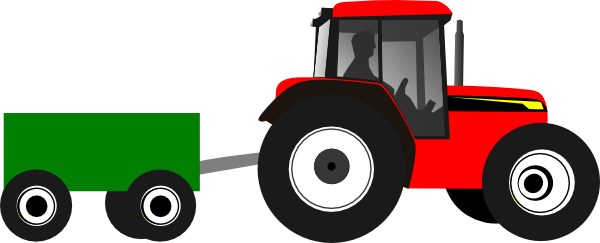 Tractor free download best. Agriculture clipart farm machinery