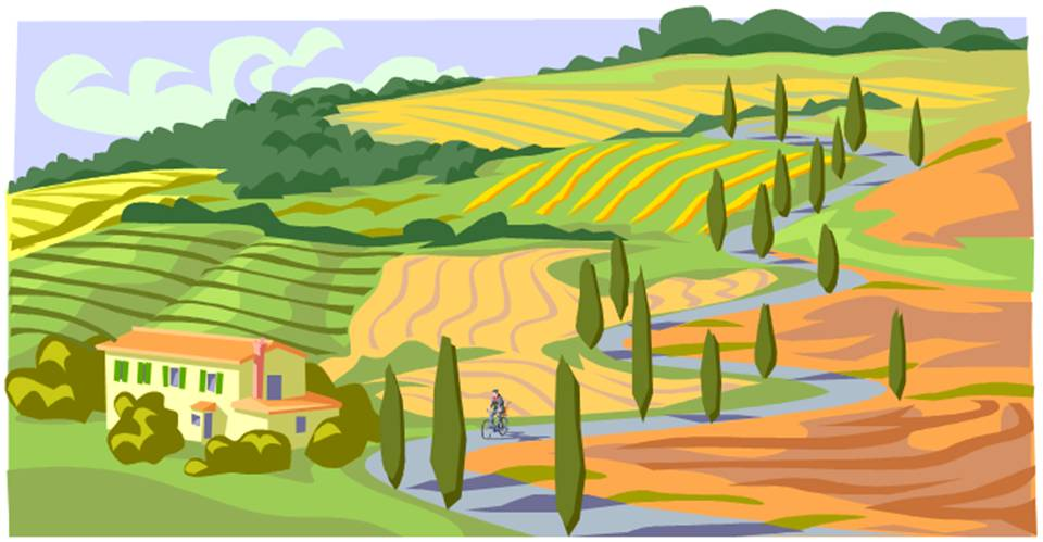 Station . Agriculture clipart rural development