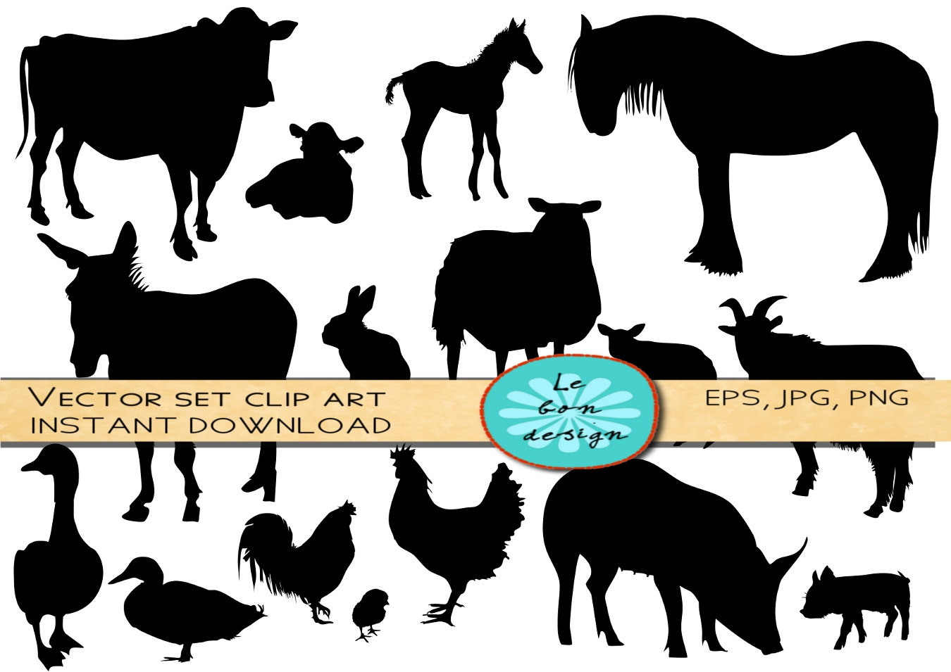 Farm at getdrawings com. Agriculture clipart silhouette
