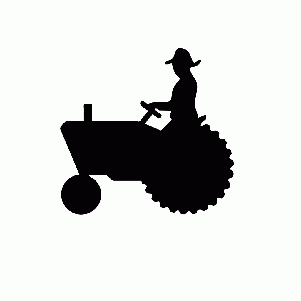 Agriculture clipart silhouette. Kind of letters farmer
