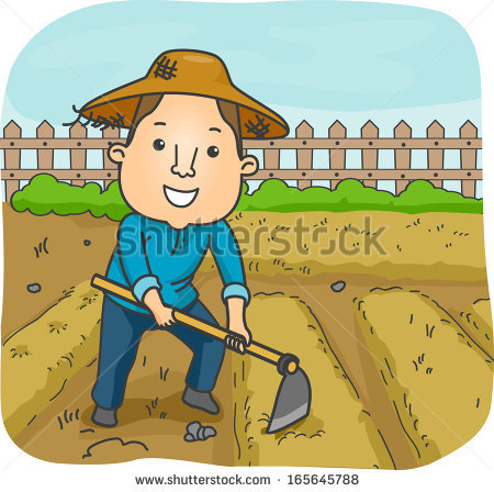 collection of farming. Agriculture clipart subsistence agriculture