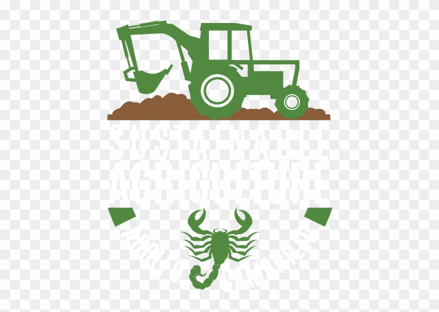 Tractor . Agriculture clipart sustainable agriculture