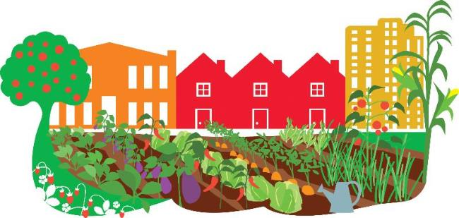 School in . Agriculture clipart transparent