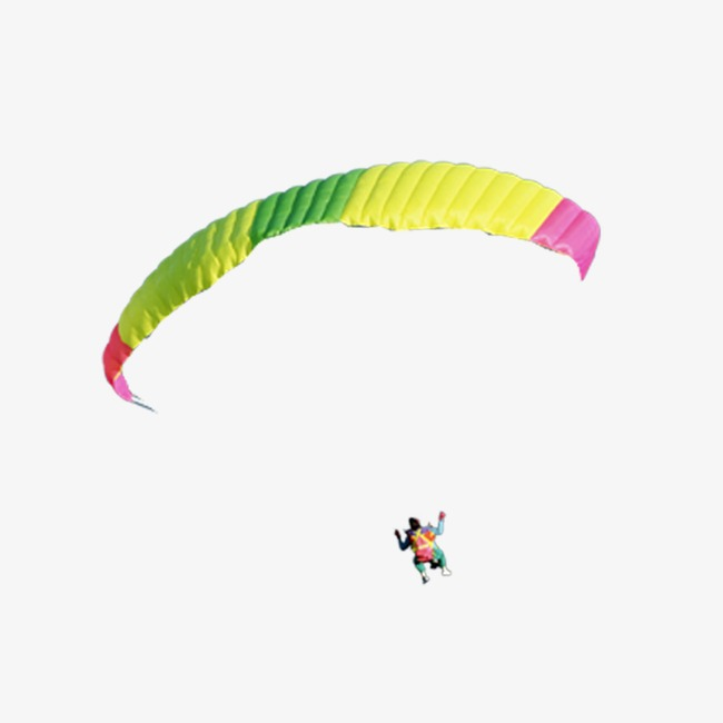 Parachuting people parachute png. Air clipart air movement
