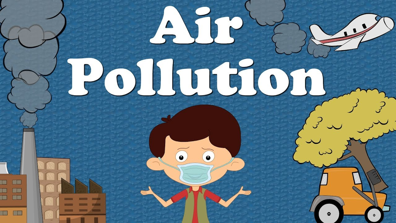 Air clipart air pollution. For kids it s