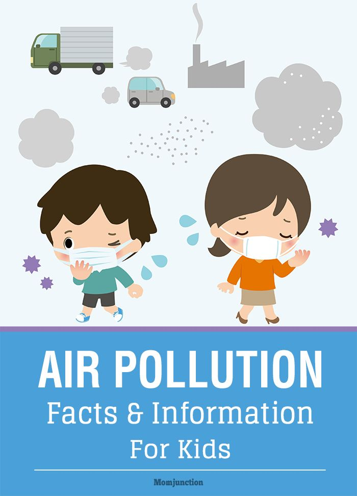 Facts for kids everything. Air clipart air pollution