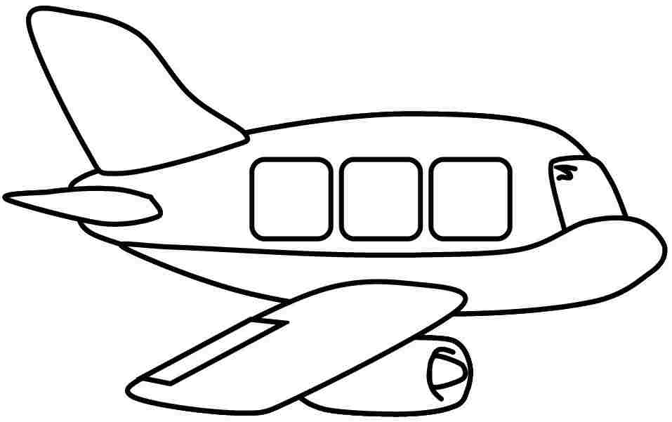 collection of transportation. Air clipart black and white