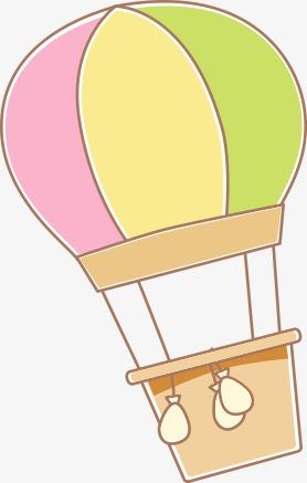 Air clipart calor. Cartoon alto globos dibujos