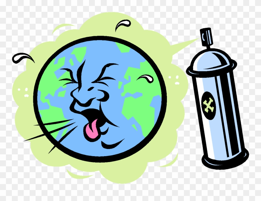 Collection of earth pollution. Air clipart clip art