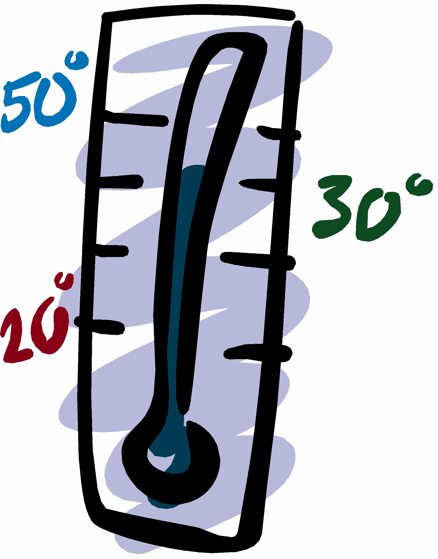 Hot and thermometer panda. Air clipart cold air