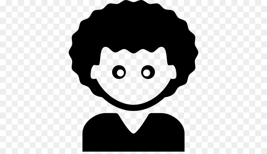 Hair computer icons woman. Air clipart curly