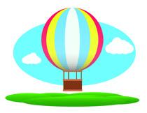 Free hot balloon clip. Air clipart current