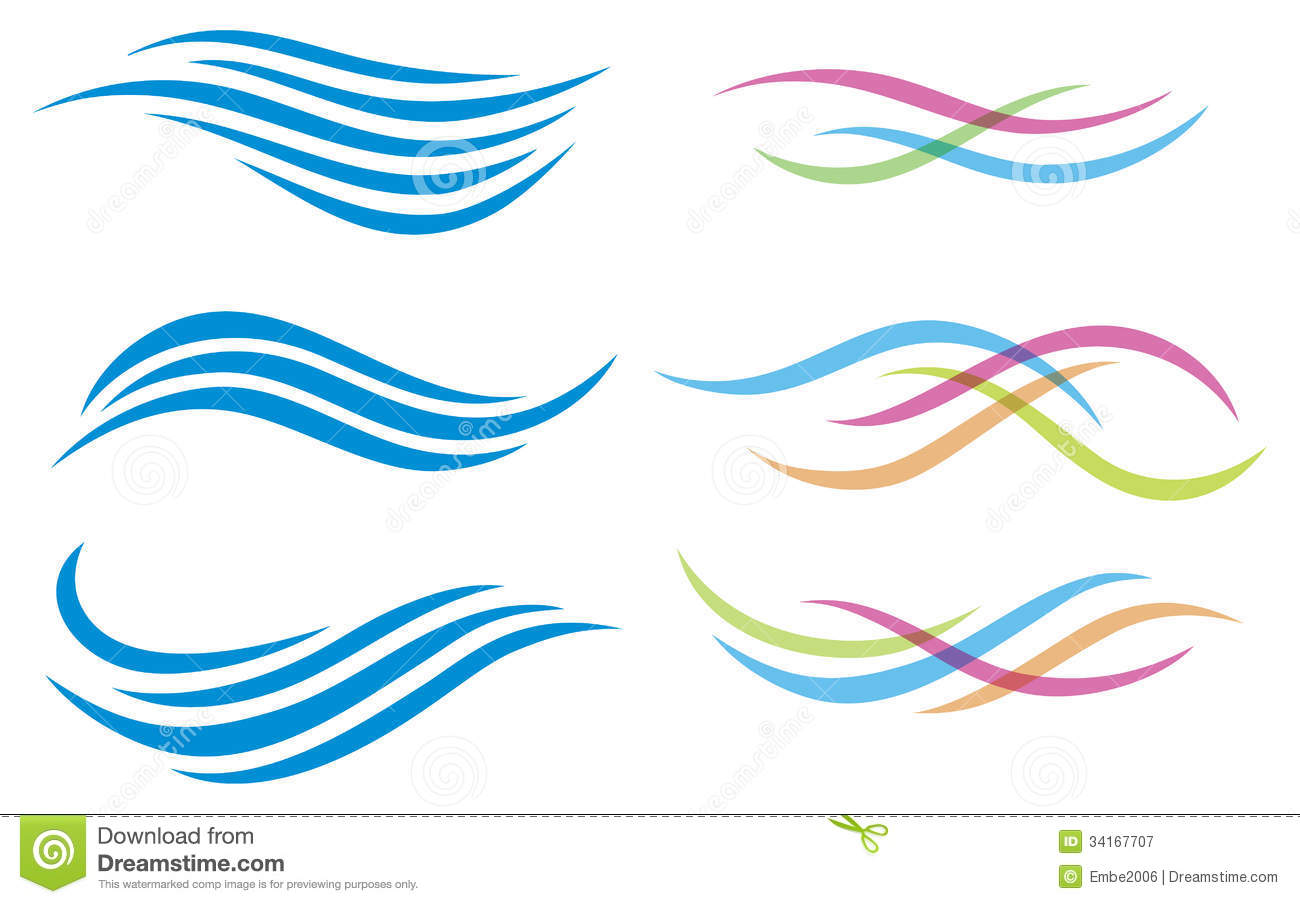 collection of water. Air clipart current