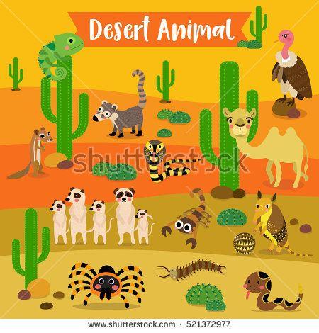 Image result for what. Desert clipart desert habitat