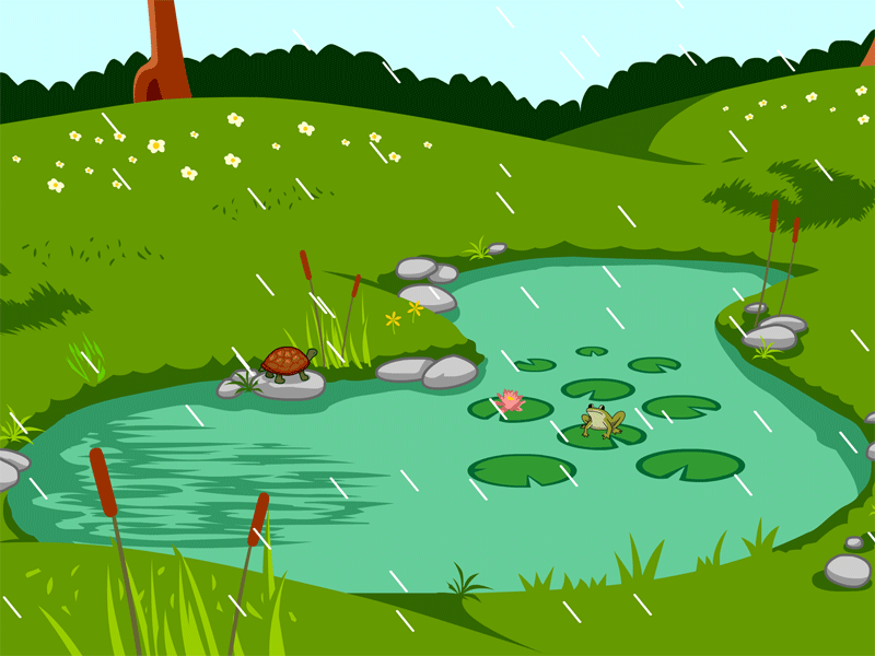 Free habitats cliparts download. Clipart forest fresh water