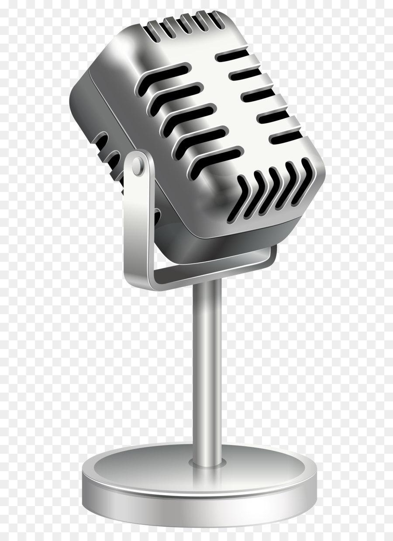 Air clipart microphone. Clip art retro png