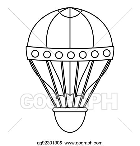 Air clipart old fashioned. Drawing helium balloon icon
