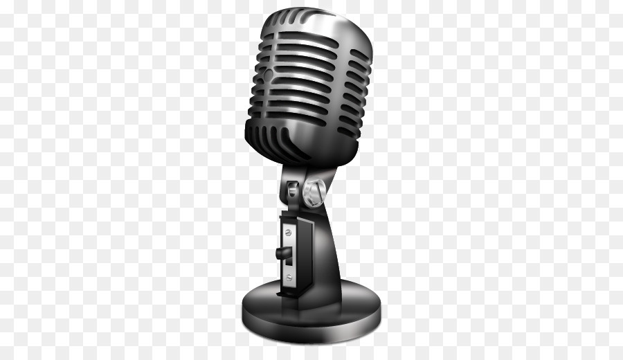Microphone download icon png. Air clipart radio mic