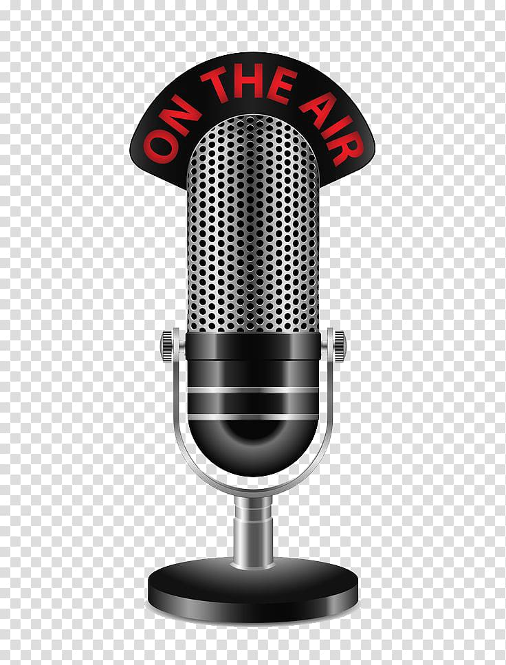 Air clipart radio mic. Wireless microphone transparent