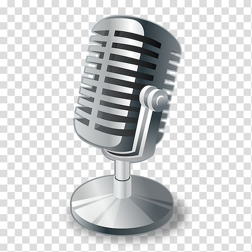 Air clipart radio mic. Wireless microphone podcast transparent