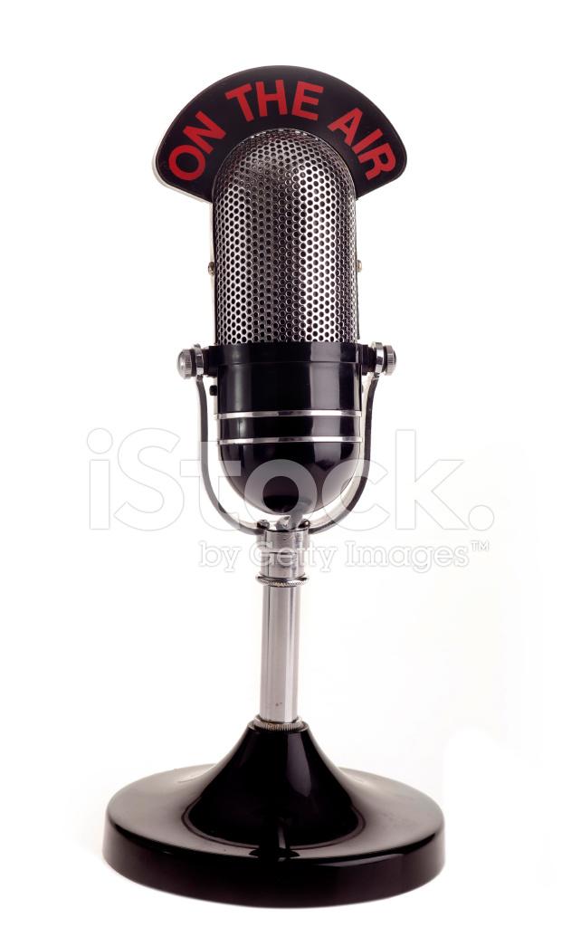 air clipart radio microphone