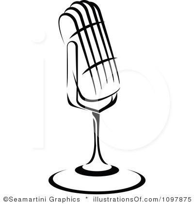 Air clipart radio microphone. Clip art panda free