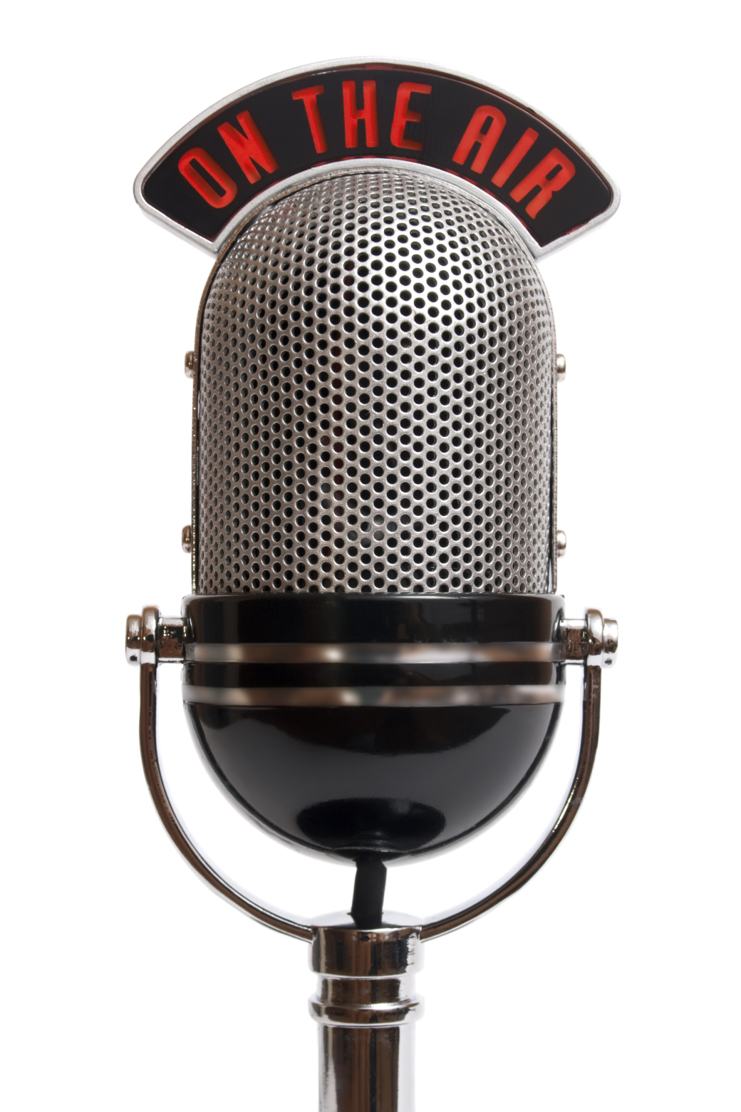 Air clipart radio microphone. Should museums podcast art
