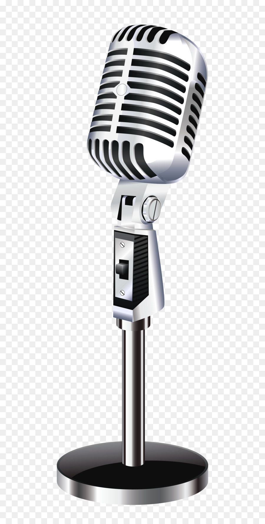 Retro png picture download. Air clipart radio microphone