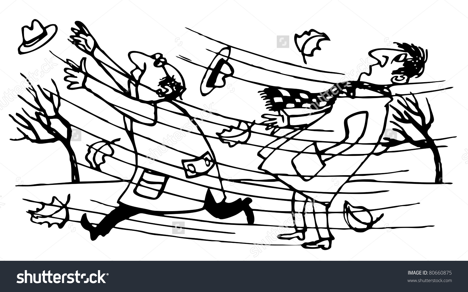 collection of drawing. Air clipart strong wind