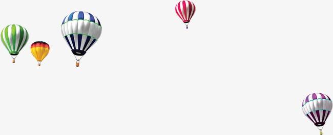 Floating hot balloon float. Air clipart sunlight