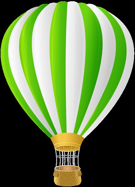 Air clipart transparent. Green hot balloon png