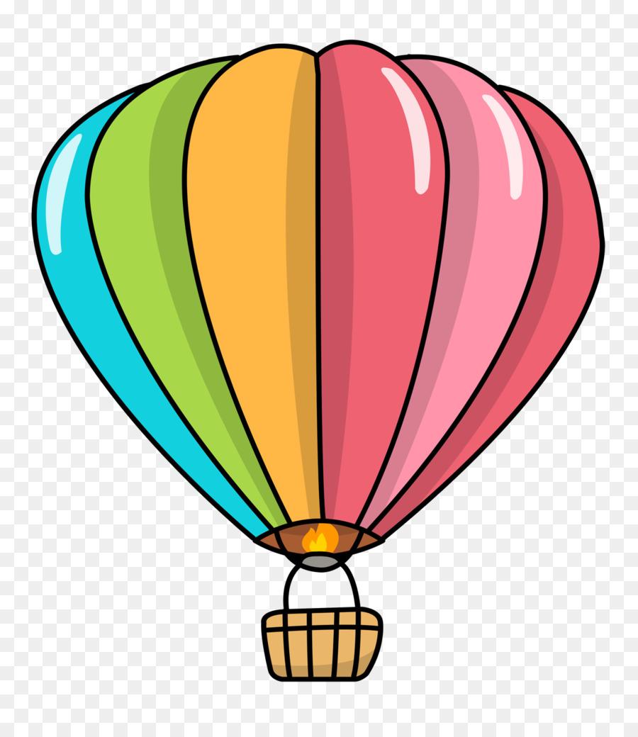 Air clipart transportations. Hot balloon pastel clip