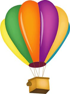 Air clipart uses air. Giant hot balloon picture