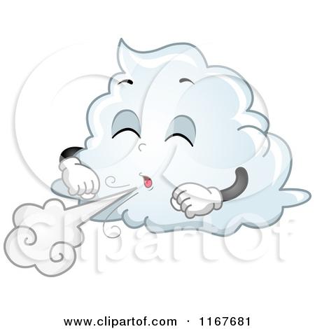 Cute . Air clipart wind