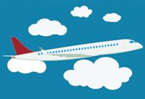 Free aircraft clip art. Plane clipart cloud