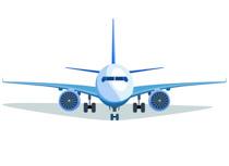 Free aircraft clip art. Clipart airplane