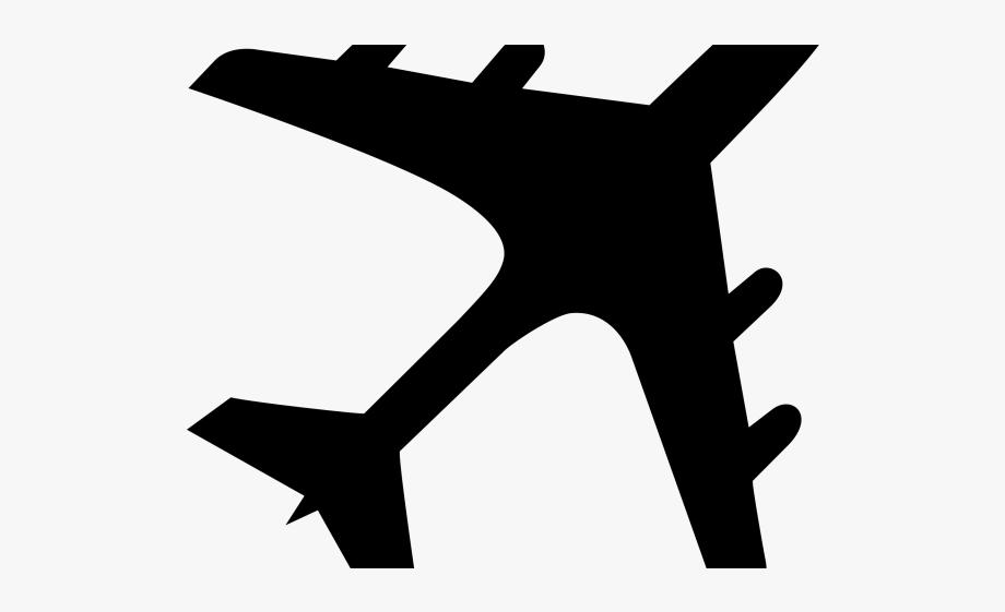 Clipart plane clear background. Flight transparent blue