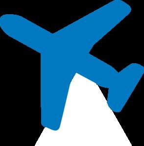 Biplane clipart blue. Airplane clip art at