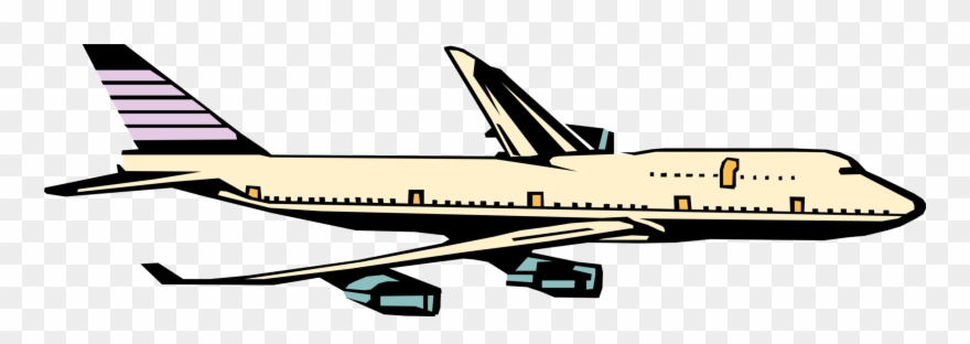 Clipart plane jumbo jet. Aircraft airplane png download