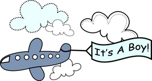 Flying signs now i. Airplane clipart message