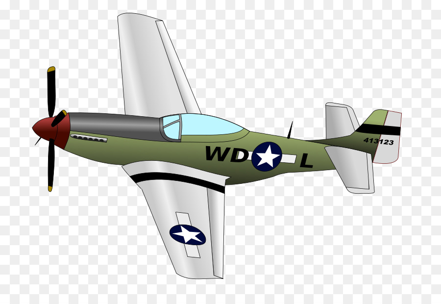 Transparent clip art . Airplane clipart mustang