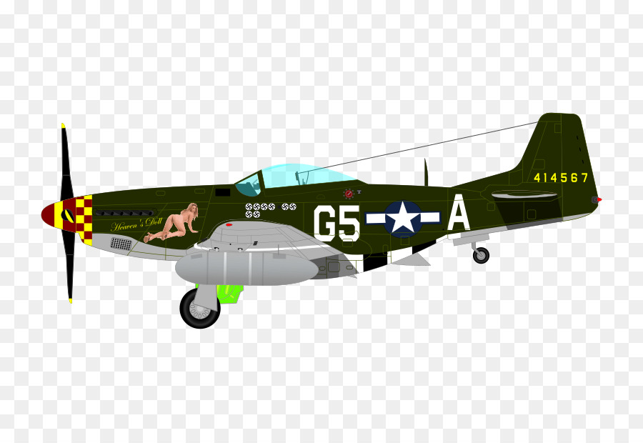 Airplane clipart mustang. Transparent clip art