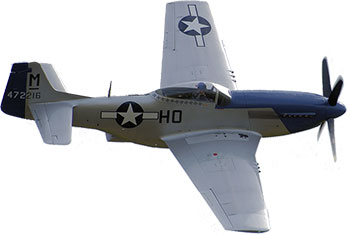 Free aircraft gifs animations. Airplane clipart mustang