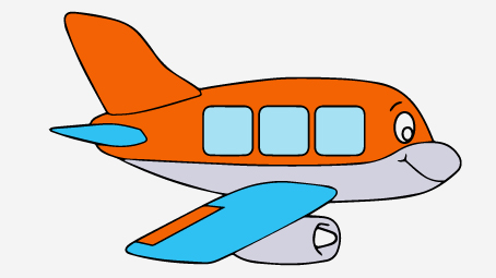 Top coloring pages your. Airplane clipart name
